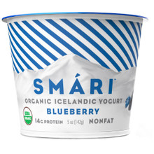 Blueberry 12 of 5 OZ By SMARI ORGANICS