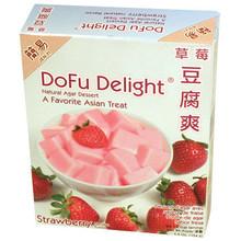 JenYi Strawberry Dofu Delight 6 oz  From Jen Yi