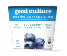 Blueberry Acai Chia 12 of 5.3 OZ By GOOD CULTURE
