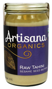 Raw Tahini 6 of 14 OZ By ARTISANA