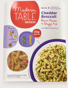 Cheddar Broccoli 6 of 11.6 OZ By MODERN TABLE
