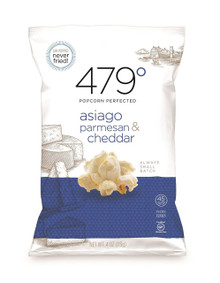 Asiago Parmesan Cheddar 10 of 4 OZ By 479