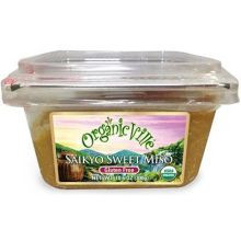 Saikyo Sweet Miso 8 of 10.6 OZ By ORGANICVILLE