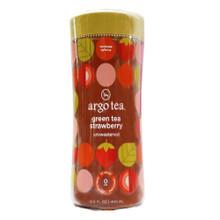 Green Tea Strawberry 12 of 13.5 OZ By ARGO TEA
