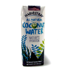 All Natural Coconut Water, 12 of 8.45 OZ, Harvest Bay