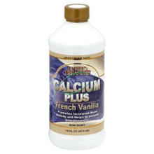 Calcium Plus Vanilla 16 oz From Buried Treasure