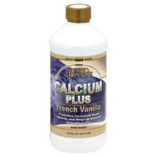 Calcium Plus Vanilla 16 oz From Buried Treasure