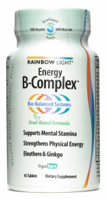 Energy B-Complex 45 tabs Rainbow Light