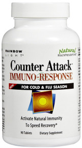 Counter Attack Immuno-Response 90 Tablets From Rainbow Light