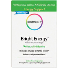 Bright Energy 30 CAPSULE By Rainbow Light