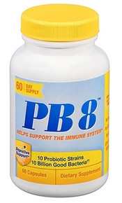 PB 8 Immune Support 60 CAPSULE By Nutrition Now