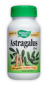 Astragalus Root 100 caps from Nature's Way
