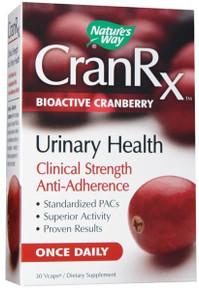 CranRX 30 vegicaps From Nature's Way