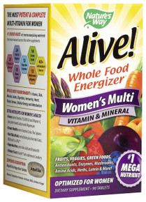Alive Women 90 tabs From Nature's Way