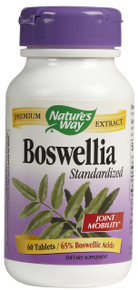 Boswellia Extract 60 Tablets 307mg From Nature's Way