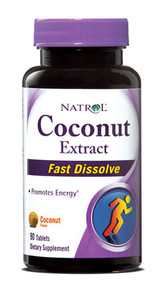 B-Complex Fast Dissolve with Coconut 90 TABLET By Natrol