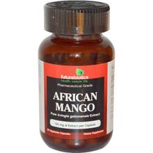 African Mango 150 mg 60 Veggie Caps From Futurebiotics