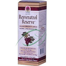 Resveratrol Reserve Cellular Longevity Complex 5 fl oz (150 ml) From Nature's Answer