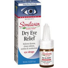 Dry Eye Relief Eye Drops 10 ml From Similasan