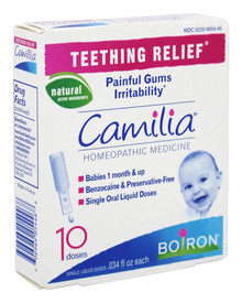 Camilia Teething 10 DOSE By Boiron