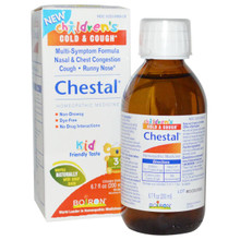 Boiron Childrens Cold and Cough Chestal 6.7 fl oz