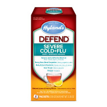 Severe Cold & Flu 6 CT By Hylands