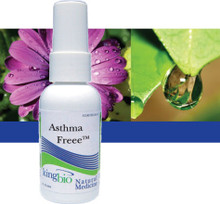 Asthma Free 2 oz From King Bio
