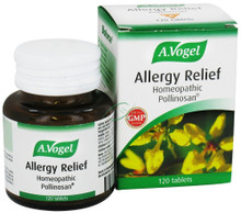 Allergy Relief Pollinosan 120 Tablets From BioForce USA