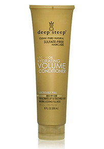 Argan Hydrating Volume Conditioner 10 OZ By Deep Steep