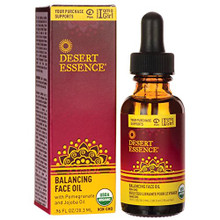 Balancing Face Oil 0.96 OZ By Desert Essence