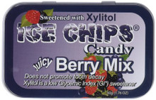 Berry Mix 1.76 OZ By Ice Chips Candy