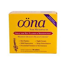 For Menopause Support Formula 96 Tablets From Oona