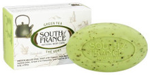 Bar Soap Oval Green Tea 6 OZ By South Of France