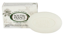 Bar Soap Oval Blooming Jasmine 6 OZ By South Of France