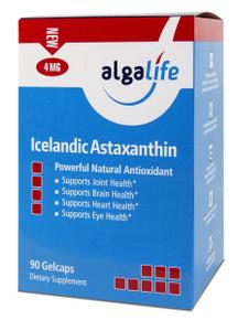 Icelandic Astaxanthin 4mg 90 CAPSULE By Algalife