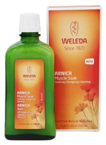 Arnica Muscle Soak 6.8 OZ By Weleda