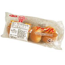 Daiichi Pan Apple 4.51 oz  From Daiichipan