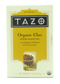 Chai, 6 of 20 BAG, Tazo