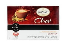 Chai, 6 of 12 CT, Twinings