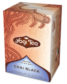 Chai, Black, 6 of 16 BAG, Yogi Teas