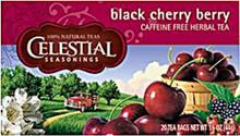 Black Cherry Berry, 6 of 20 BAG, Celestial Seasonings