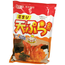 Bears Tempura Batter Mix 14.1 oz  From AFG