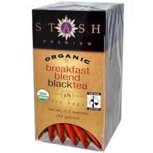 Breakfast Blend FS, 6 of 18 BAG, Stash Tea