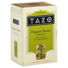 Chun Mee Green, 6 of 20 BAG, Tazo