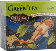Authentic Green, 6 of 40 BAG, Celestial Seasonings