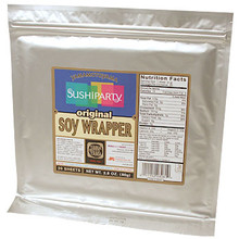 Original Soy Wrapper 3.5 oz  From Yama MotoYama