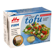 Silken Firm Tofu 12.3 oz  From Mori-Nu