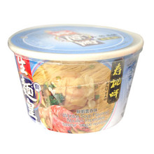 Wonton Egg Noodle Soup 2.7 oz  From King