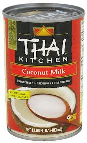 Coconut Milk, 6 of 96 OZ, Thai Kitchen