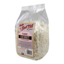 Coconut Flakes, unsweetened, 25 LB, Bob'S Red Mill